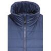 axant M's Alps Quilt Vest Dark Blue